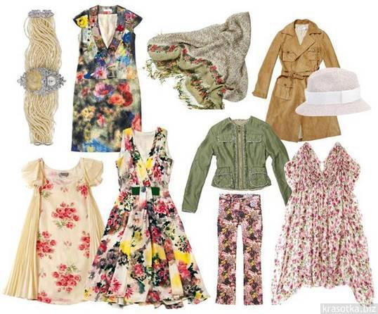 Стили одежды.  Выбери себе свой.